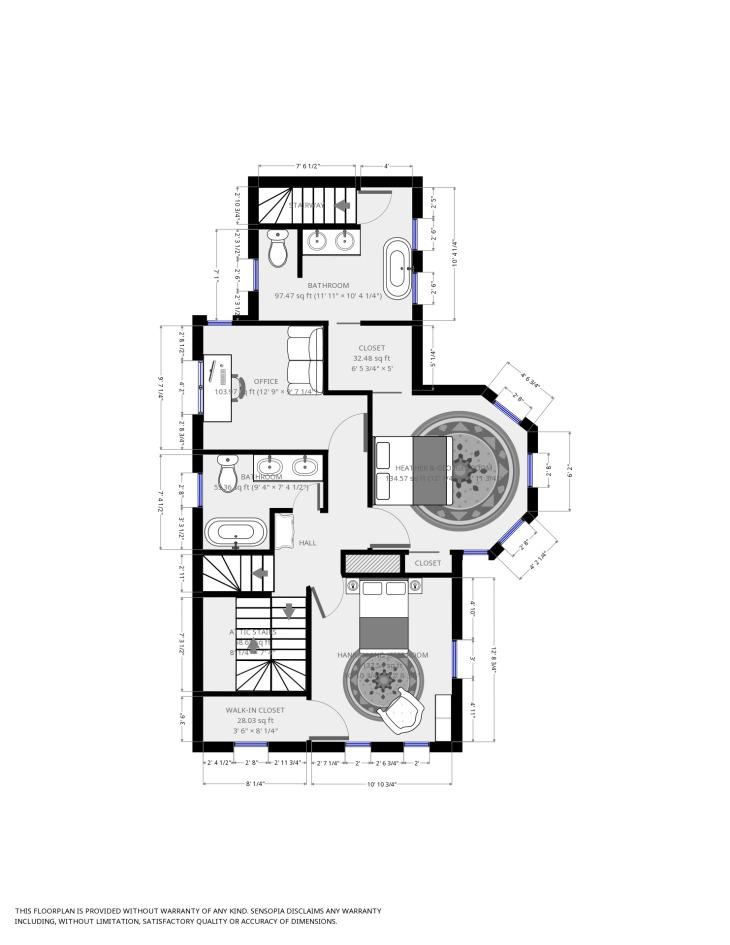 Plan 2 - 13th Floor