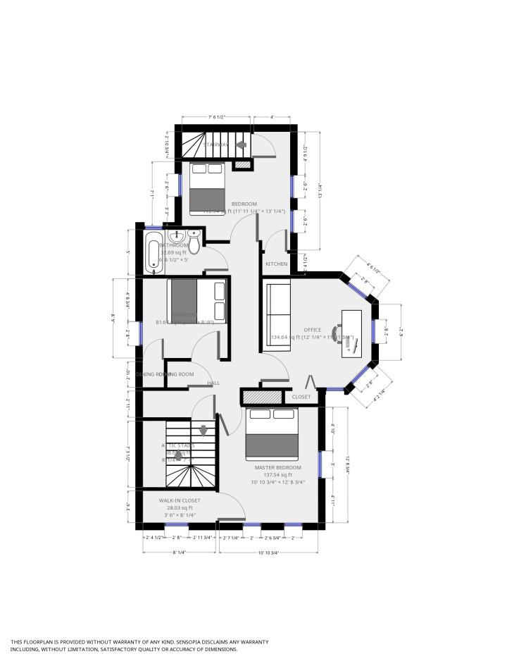 Plan 2 - 2nd Floor